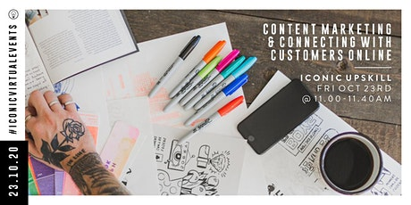 Content Marketing & Connecting with Customers Online with Susie Horgan tickets