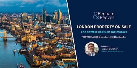LONDON PROPERTY ON SALE: The hottest deals on the market tickets