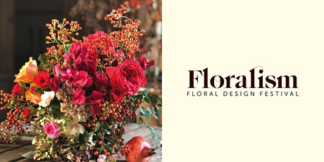 Workshop:  Memorie Parigine | Floralism, Floral Design Festival biglietti