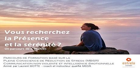 Formation à la méditation, en ligne ou en présence physique billets
