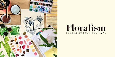 Workshop:  Blooming Patterns | Floralism, Floral Design Festival biglietti