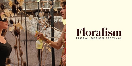Workshop:  MiNdFooD | Floralism, Floral Design Festival biglietti