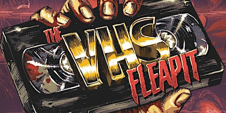 The VHS Fleapit tickets