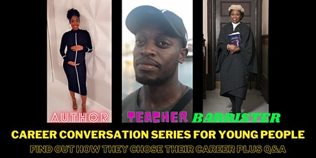 Career Conversation Series for Young People tickets