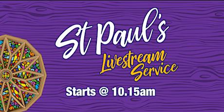 Live Stream Service - 27th September AM tickets
