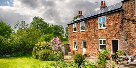 York Open Eco Homes: online 2 tickets