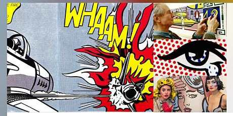 The Enduring Enigma of Roy Lichtenstein Live Webinar tickets