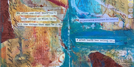 Creative Self-Care with Art Journaling - ONLINE tickets