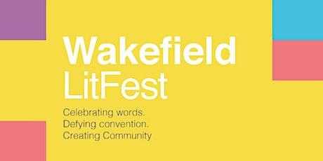 Performance Workshop with Sarah Osborne (Wakefield LitFest 2020) tickets