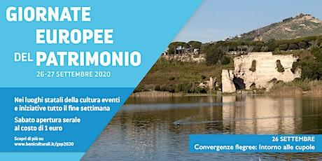 Convergenze Flegree - Intorno alle cupole(GEP 2020) biglietti
