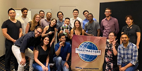 iSpeak Sydney Public Speaking - Toastmaster Meetup tickets