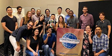 iSpeak Sydney Public Speaking - Toastmaster Meetup tickets