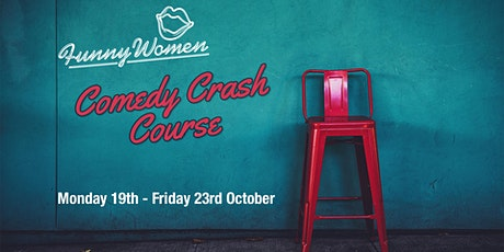 Comedy Crash Course tickets
