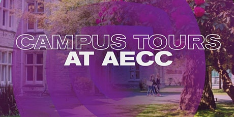 AECC Campus Tours tickets