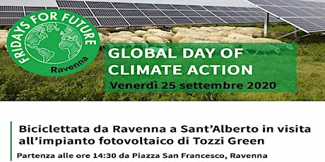 Global Day of Climate Action - Ravenna biglietti