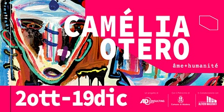 CAMELIA OTERO - OFFICI.art tickets