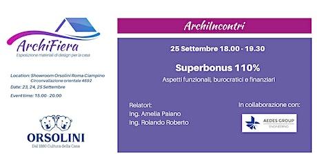 Archi_Incontri Tickets