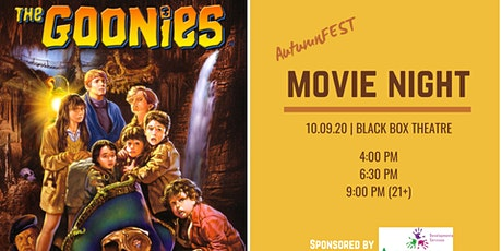 Goonies Movie Night tickets