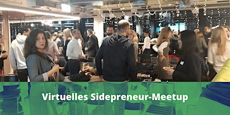 8. virtuelles Sidepreneur Meetup Tickets