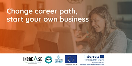 Sussex - Change career path, start your own business tickets