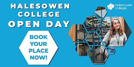 Halesowen College Open Events tickets