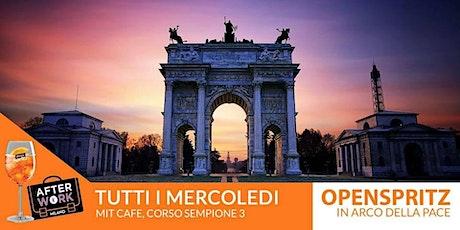 Mit Cafè Milano Mercoledi 23 Settembre 2020 AfterWork OpenSpritz Sempione biglietti