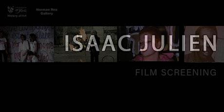 Isaac Julien Film Screening tickets