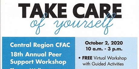 18th Annual Peer Support Workshop tickets