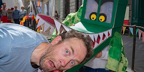 The Enormous Crocodile with John Kirk tickets