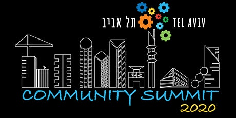 Community Summit TLV 2020 tickets
