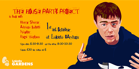The House Party Project at Lakota Gardens tickets