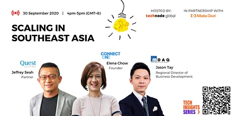 Tech Insights: Scaling in Southeast Asia tickets