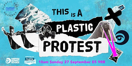 Plastic-Free Hackney September Litter Pick tickets