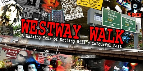 The Westway Walk tickets