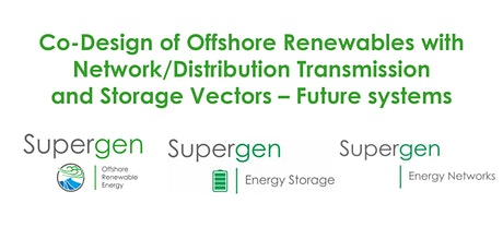 Workshop 2: Co-Design of Offshore Renewables tickets