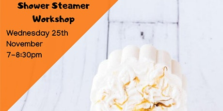 Shower Steamer Workshop tickets