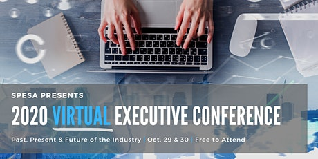 2020 SPESA Virtual Executive Conference tickets