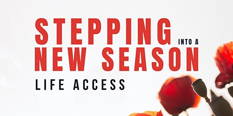 Stepping into a New Season tickets