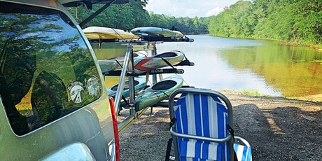 Blue Journey Unified Paddle Sept 24 Session at Glisten Lake tickets