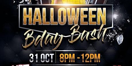 Halloween B-Day Bash 2020 tickets