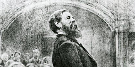 Engels Memorial Lecture tickets