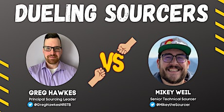 Dueling Sourcers: Greg Hawkes vs. Mikey Weil tickets