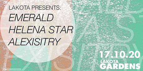 Nocturnal: Emerald | Alexisitry | Helena Starr tickets