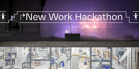 Der New Work Hackathon Tickets