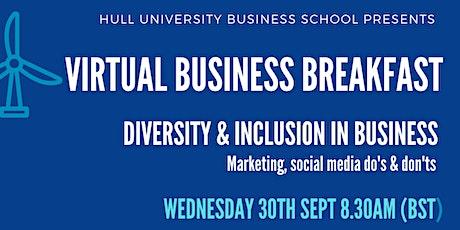 Business Breakfast Briefing tickets