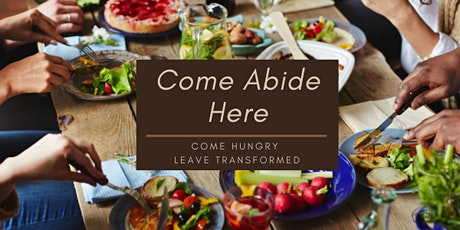 Come Abide Here Just Dinner tickets