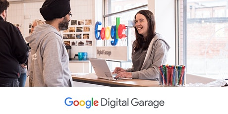 Google Digital Garage Webinar - Building Engaging Presentions 08.10.20 tickets