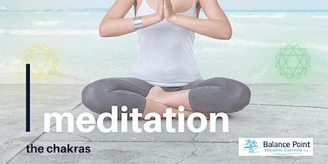Meditation Workshop: The Chakras tickets