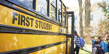 First Student Schaumburg is Hosting a Big Bus No Big Deal Hiring Event! tickets