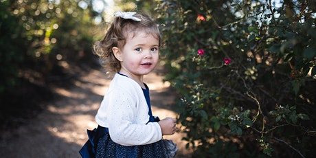 Holiday Mini Sessions at the park tickets